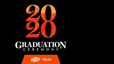 Thumbnail for entry OSU Tulsa Class of 2020 Commencement Ceremony