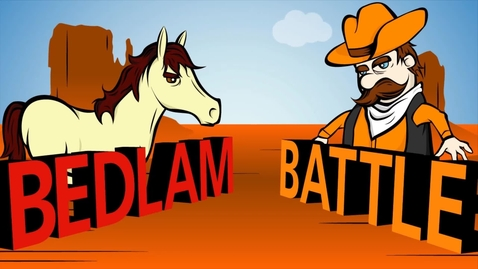 Thumbnail for entry Bedlam Battle: Security Edition-Keep Your Computer up to Date