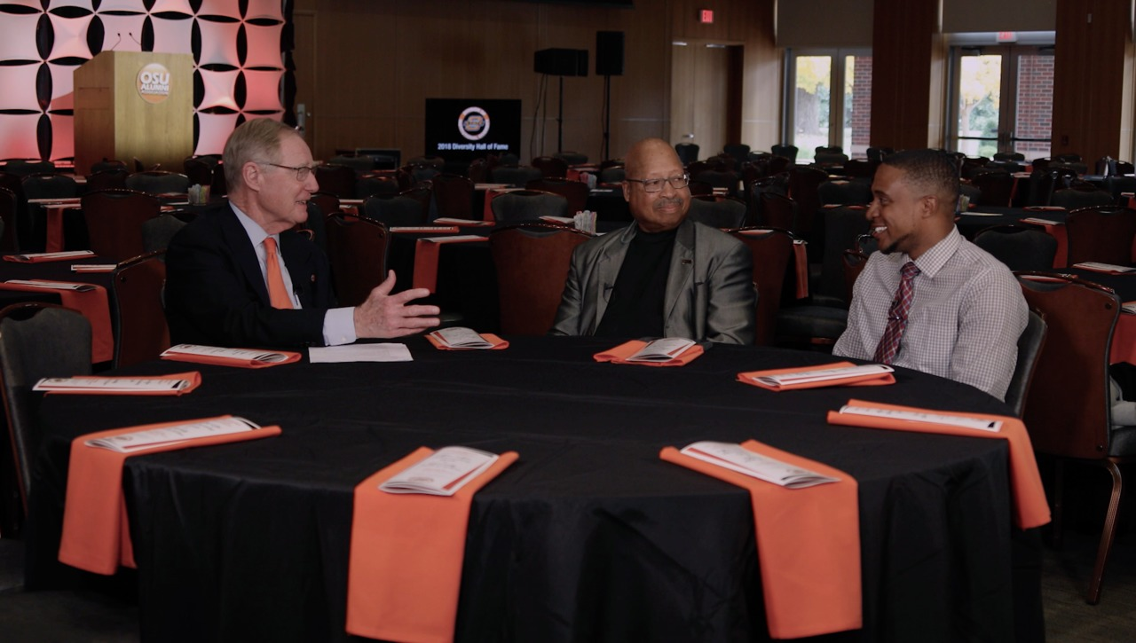 Inside OSU With  Burns Hargis:  OSU Diversity Hall of Fame