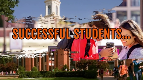 Thumbnail for entry Successful Students - Appreciate the Diversity of Campus