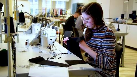 Thumbnail for entry Fashion Design at OSU