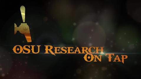 Thumbnail for entry Research on Tap: Dr. Larry Mullins