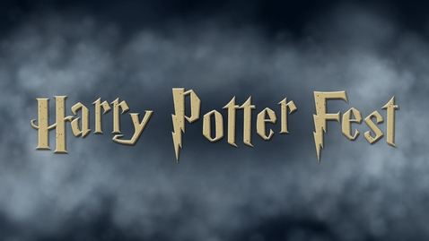 Thumbnail for entry SUAB 2019: Harry Potter Fest