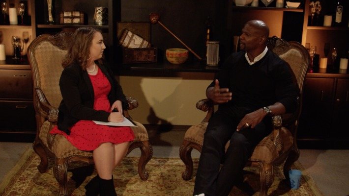 One-On-One With Terry Crews