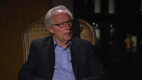 Thumbnail for entry Henry McLeish visits OSU to speak about Brexit