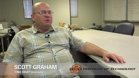 Thumbnail for entry Distinguished Alumni - Scott Graham