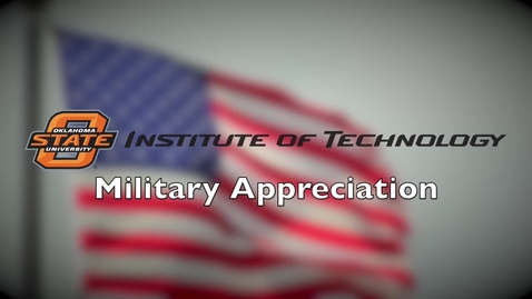 Thumbnail for entry Military Appreciation - Lorena Wilkinson