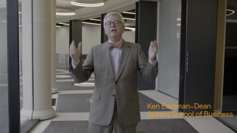 Thumbnail for entry Dean Eastman Welcomes Back Students - Fall Semester 2019