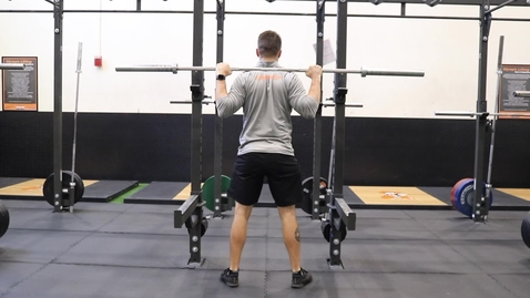 Thumbnail for entry Trainer Talk Tuesday - Squat