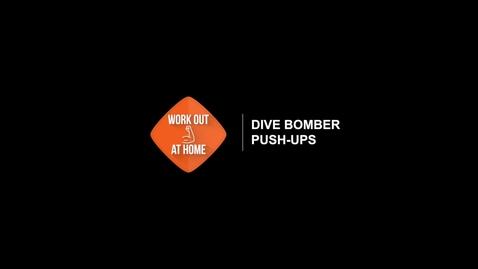 Thumbnail for entry Divebomber Push-ups