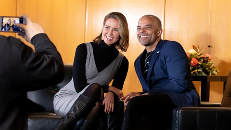 Thumbnail for entry Building a Purposeful Brand : Interview with Airbnb's Jonathan Mildenhall