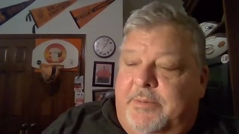 Thumbnail for entry 2/1/21 Cowboy Wrestling: Head Coach John Smith Addresses the Media