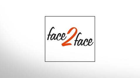 Thumbnail for entry Face 2 Face: Michael Albright