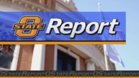 Thumbnail for entry OState Report: Oklahoma Wildfires, Remember the 10 Run, Interview With Shawn Johnson and Shaun White