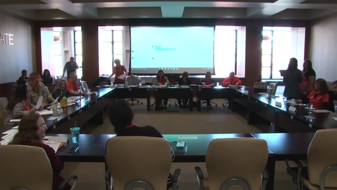 Thumbnail for entry March Staff Advisory Council Meeting