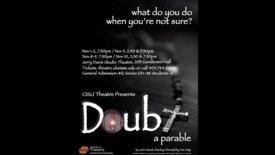 "Thumbnail for entry OSU Theatre Presents ""Doubt:  A Parable"""