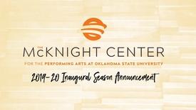 Thumbnail for entry REBROADCAST: McKnight Center Season Announcement