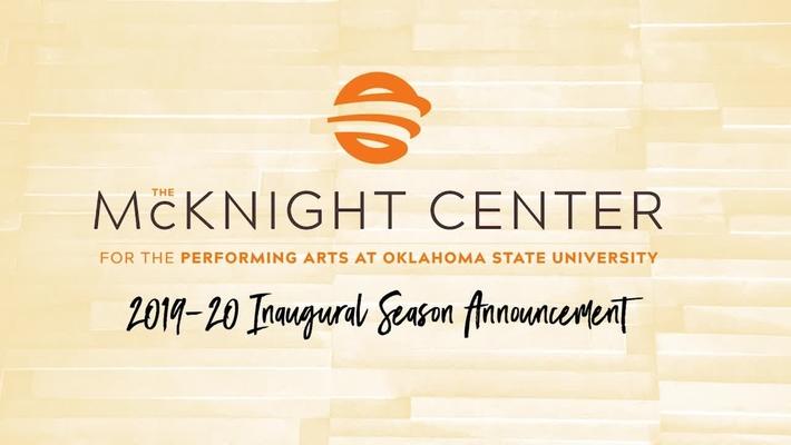 REBROADCAST: McKnight Center Season Announcement