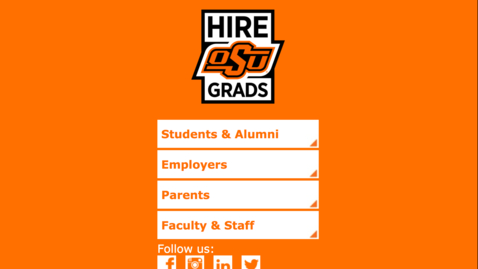 Thumbnail for entry Part-time & Work Study Job Search