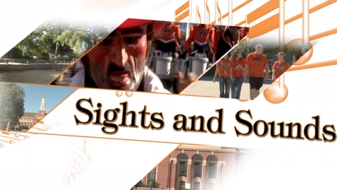 Thumbnail for entry Sights and Sounds: OSU Band Practice
