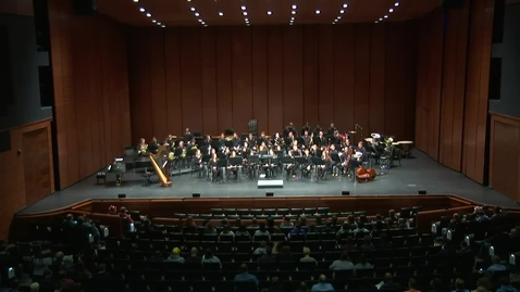 Thumbnail for entry REBROADCAST:  OSU Wind Ensemble