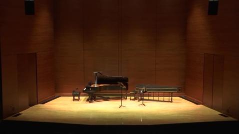 Thumbnail for entry Greenwood School of Music Graduate Recital--Michael Morrissey