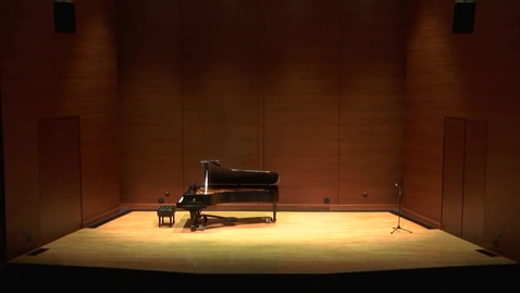 Thumbnail for entry Greenwood School of Music Faculty Recital--Andre Chiang