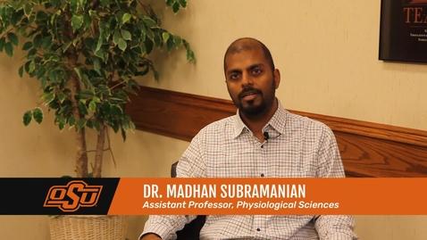 Thumbnail for entry Veterinary Medicine from Chennai, India to Stillwater, Oklahoma