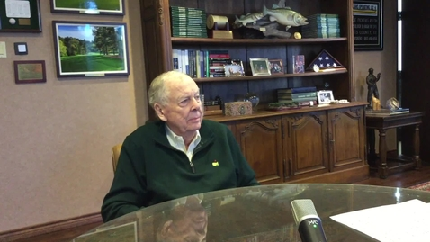 Thumbnail for entry 2018 T. Boone Pickens Interview
