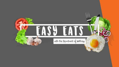 Thumbnail for entry Easy Eats - Buffalo Chicken Dip