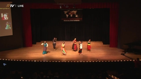 Thumbnail for entry 2018 Cultural Night - Nepalese Student Association Performance