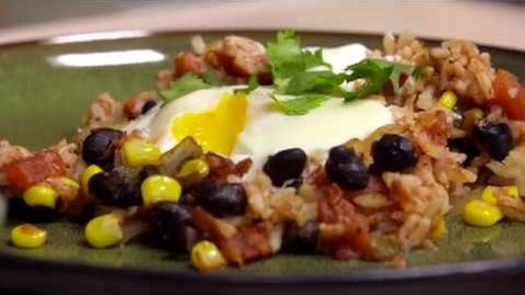 Thumbnail for entry Cooking with Barb: Spicy Rice and Eggs