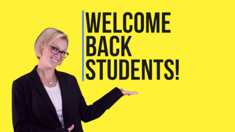 Thumbnail for entry Welcome Back to #SpearsBusiness