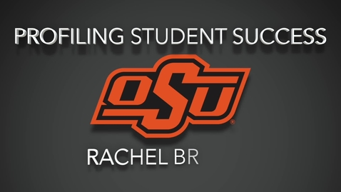 Thumbnail for entry Entrepreneurship 10th Anniversary Gala: Rachel Brown