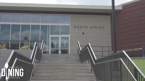 Thumbnail for entry Study Spaces in North Dining