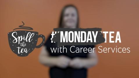 Thumbnail for entry Prepare for a Virtual Career Fair