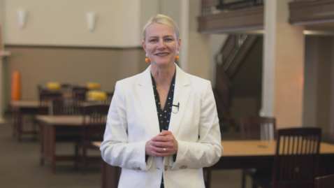 Thumbnail for entry President Shrum Welcomes Students to the 2021-2022 Academic Year
