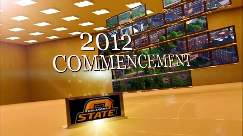 Thumbnail for entry Afternoon Ceremony:  Fall 2012 Undergraduate Commencement
