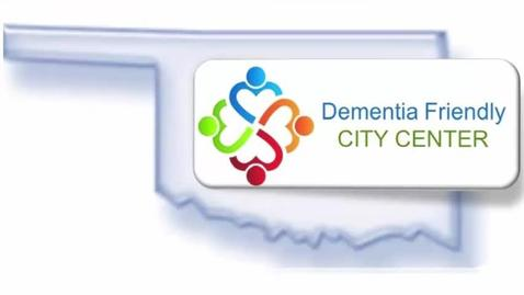 Thumbnail for entry Dementia Friendly City Center