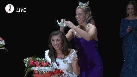 Thumbnail for entry REBROADCAST: 2019 Miss OSU Pageant