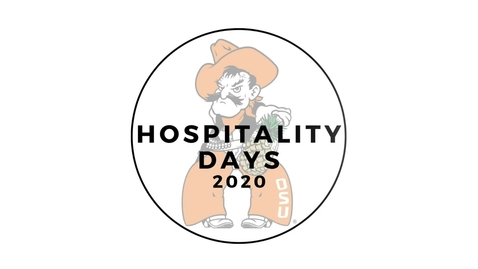 Thumbnail for entry Hospitality Days 2020