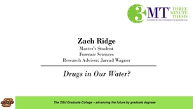 Thumbnail for entry 2018 3 Minute Thesis Finals: Zach Ridge