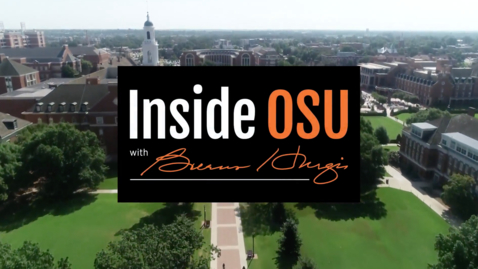 Thumbnail for entry EXCELSIOR: Inside OSU with Burns Hargis