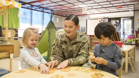 Thumbnail for entry First-Generation Student Serves Her Country and Family