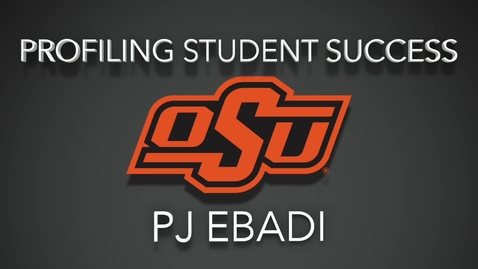 Thumbnail for entry Entrepreneurship 10th Anniversary Gala: PJ Ebadi