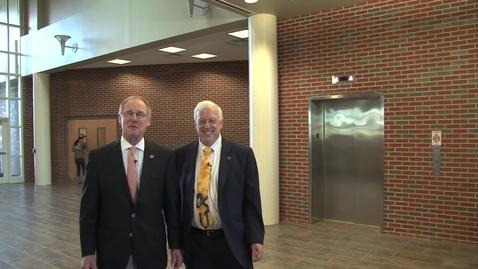 Thumbnail for entry Inside OSU: Provost Bob Sternberg