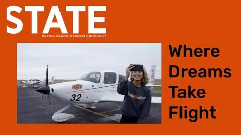 Thumbnail for entry Where Dreams Take Flight