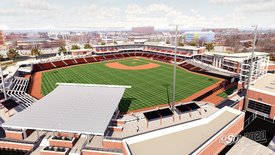 Thumbnail for entry New OSU Baseball Stadium Press Conference
