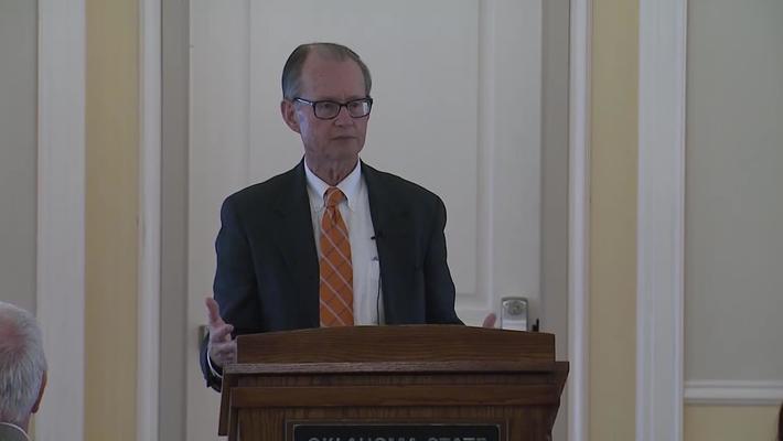 Oklahoma's All Black Towns: Dr. Bob Blackburn