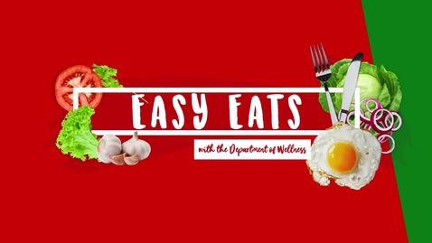 Thumbnail for entry Easy Eats - Roasted Green Beans